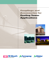WARNER Brakes & Clutches Cooling Tower Industry  Catalogue